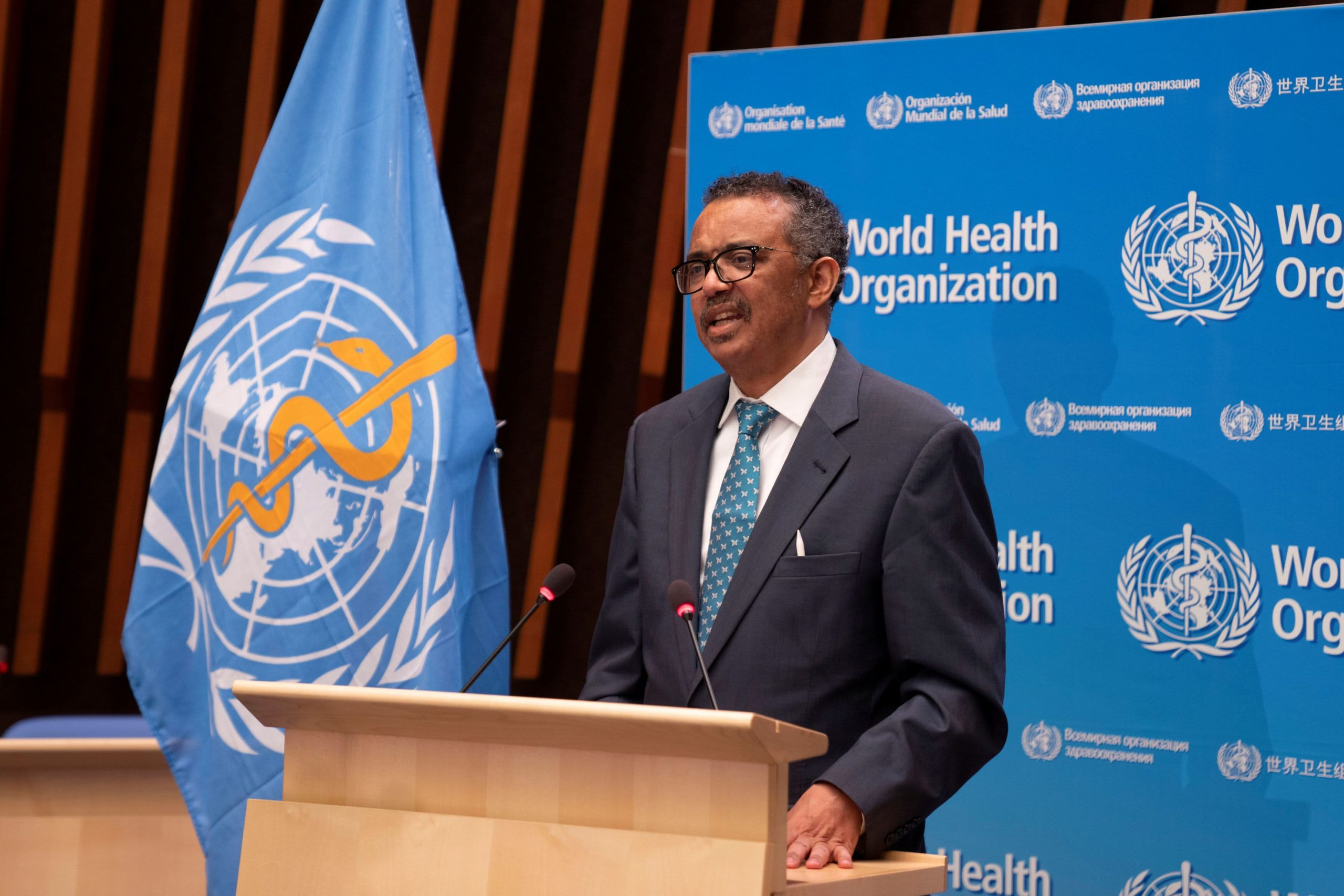 world-health-organization-holds-press-conference-on-covid-pandemic