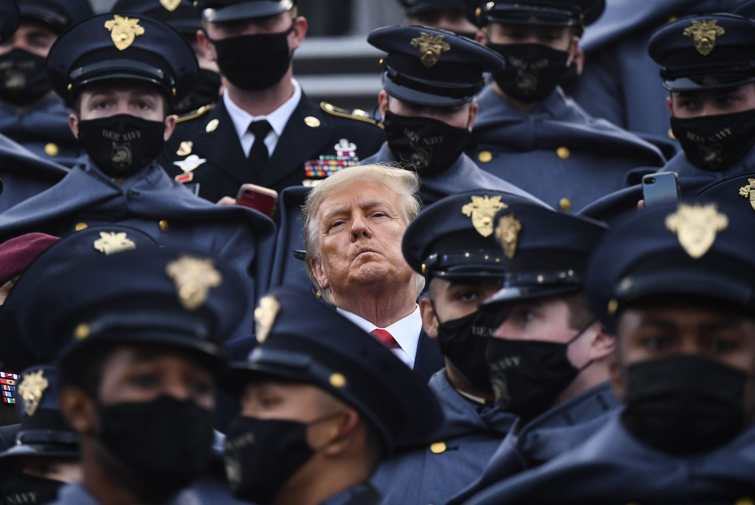 trump-doesnt-put-on-masks-at-military-navy-recreation-regardless-of-covid-considerations