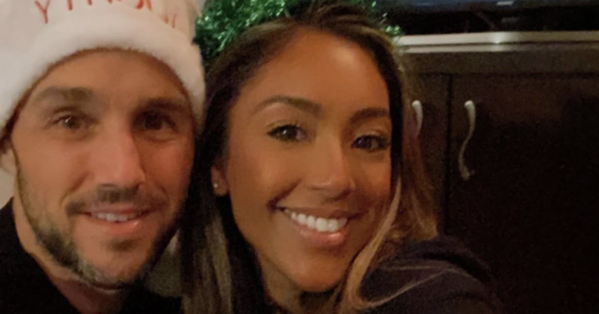 tayshia-adams-and-zac-clark-spend-first-christmas-together
