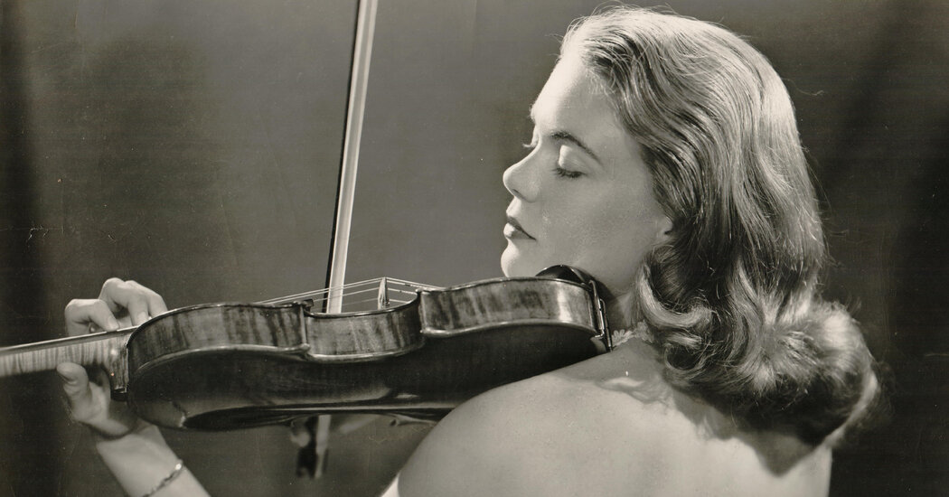 camilla-wicks-dazzling-violinist-from-a-younger-age-dies-at-92