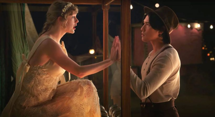 who-is-taeok-lee-from-taylor-swifts-willow-music-video