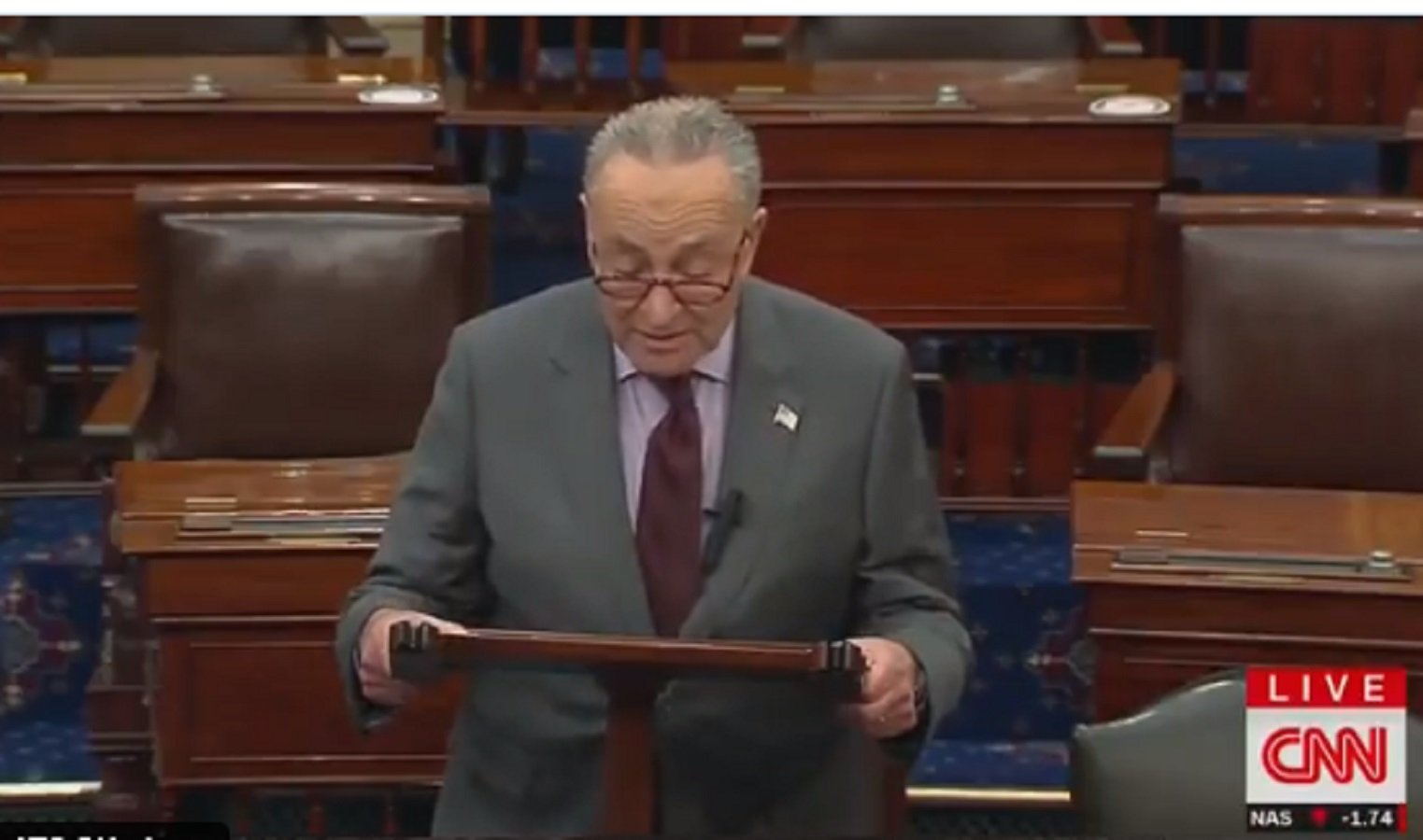 schumer-says-senators-will-have-to-decide-if-donald-trump-incited-the-erection-at-the-capitol