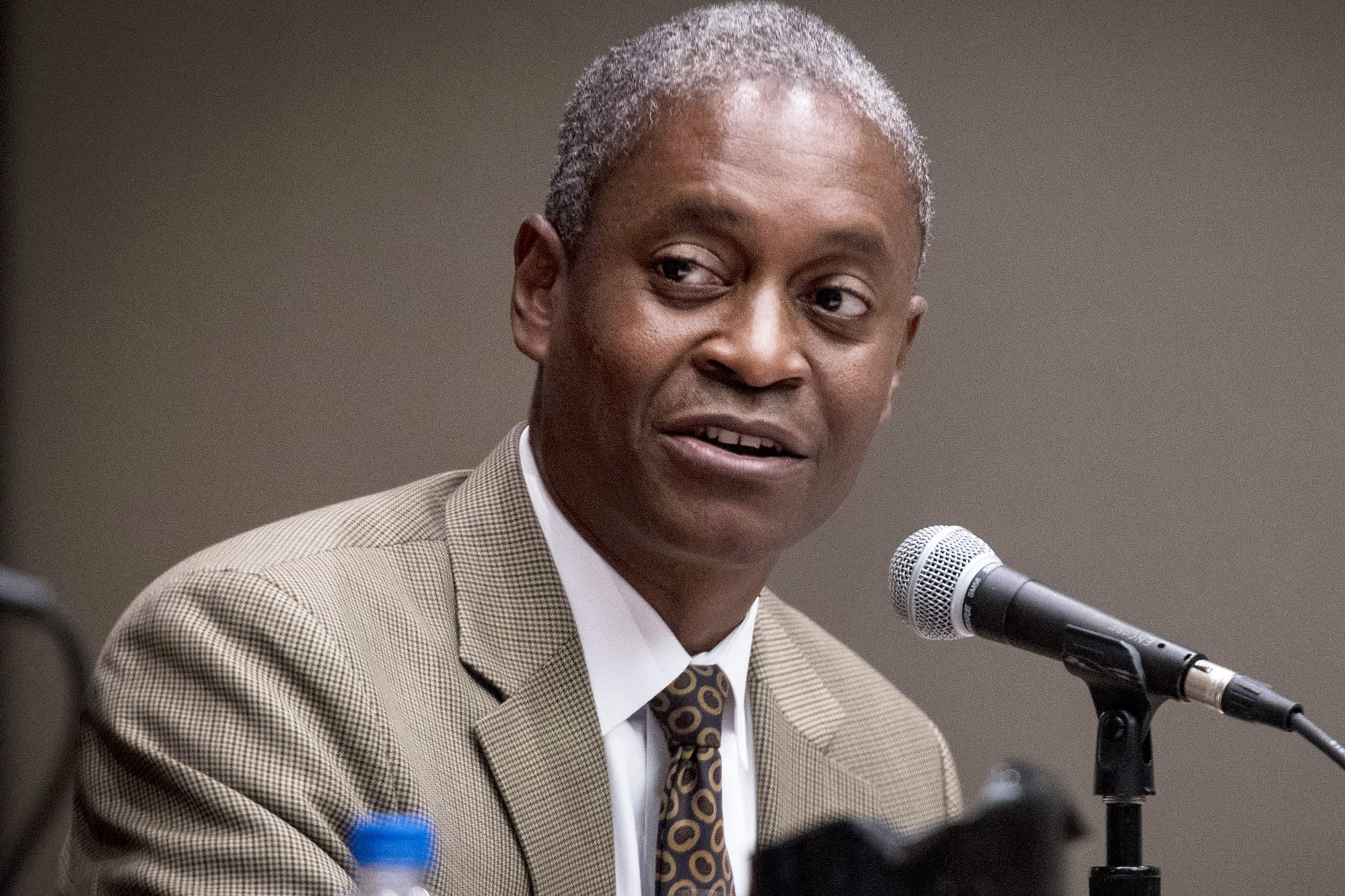 feds-bostic-sees-possible-interest-rate-hike-as-soon-as-the-second-half-of-next-year