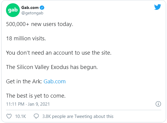 gab-gaining-10000-users-per-hour-ceo-claims-after-trumps-permanent-twitter-suspension