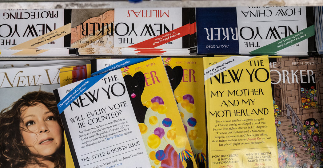 the-new-yorker-magazine-union-employees-stage-daylong-walkout