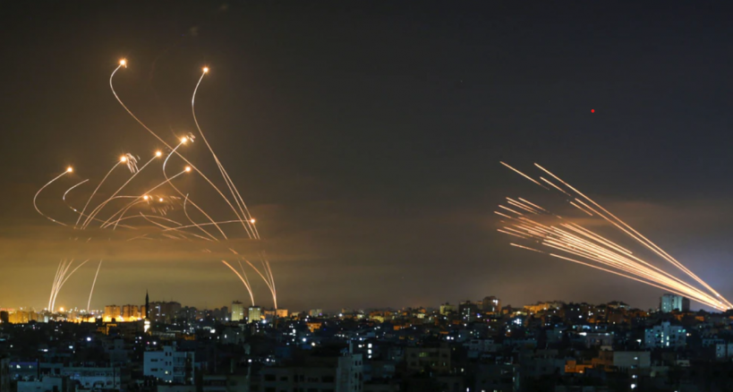 watch-terrifying-images-and-video-clips-caught-on-camera-of-the-iron-dome-protecting-israel-from-hamas-rockets