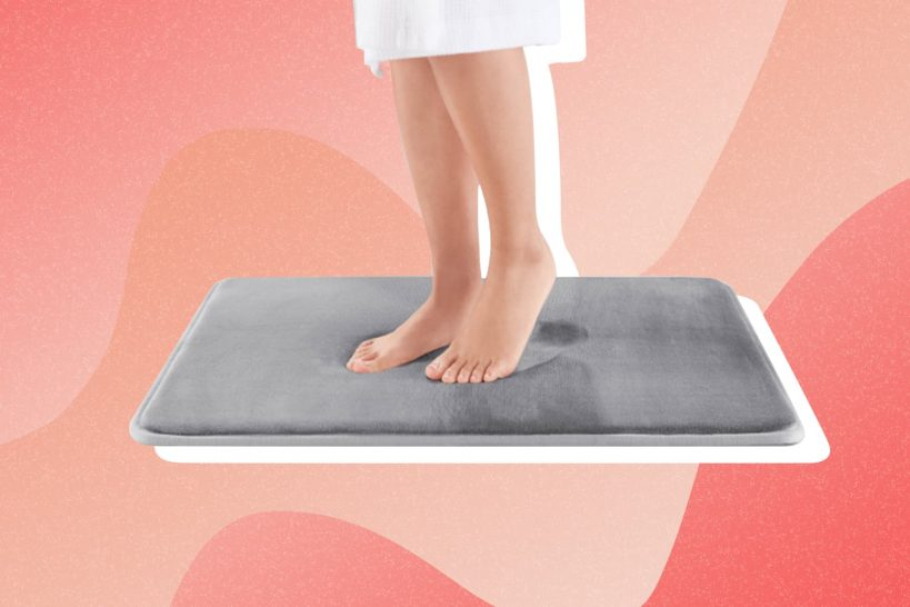 amazon-shoppers-are-loving-this-22-memory-foam-bath-mat