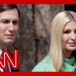 Ivanka and Jared distance themselves from Trump's complaints