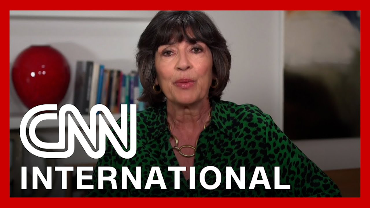 CNN's Christiane Amanpour shares ovarian cancer diagnosis