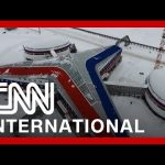 Inside a Russian military base in the Arctic