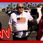 See why Trump supporter says she believes election lie