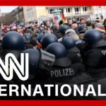 Germany sees spike in far-right crime