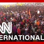 India's leader holds rally with thousands as virus rips through country