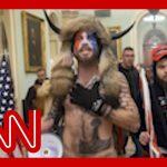 New video of 'QAnon Shaman' at Capitol riot angers judge