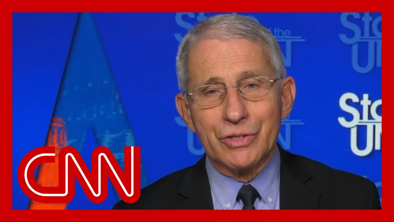 Dr. Fauci says this is the biggest question he still has about Covid-19