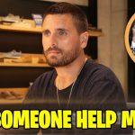 Scott Disick On Kourtney Kardashian And Travis Barker's STEAMY Relationship