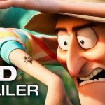 HOTEL TRANSYLVANIA 4 - Dracula vs The Jungle! - 4 Minutes Trailers (2021)