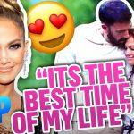 "Jennifer Lopez Says She's Having the ""Best Time of My Life"" | Daily Pop | E! News"