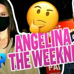Angelina Jolie Spotted on Dinner Date With The Weeknd?! | Daily Pop | E! News