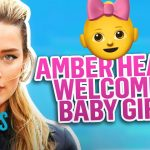 """Amber Heard Is a Mom, Welcomes Baby Girl """"On Her Own Terms"""" 