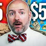 $5 Stock vs $500 Stock   Picking the Best Stocks to Buy
