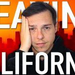 Why I Left California   The Aftermath