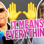 Vin Diesel Supports Charlize Theron's Africa Outreach Project | Daily Pop | E! News