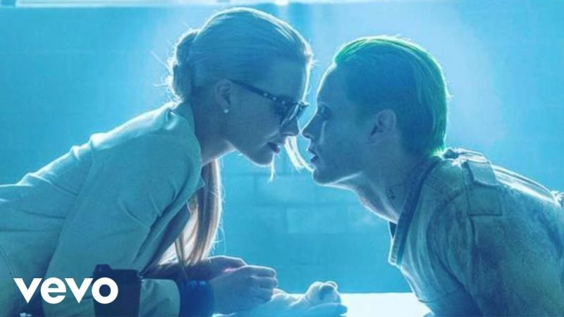 """The Chainsmokers ft. Halsey – Closer from """"SUICIDE SQUAD"""""""