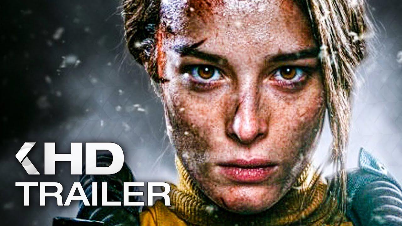 THE SUPERDEEP Trailer (2021)
