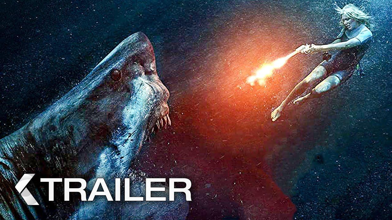 GREAT WHITE Trailer 2 (2021)