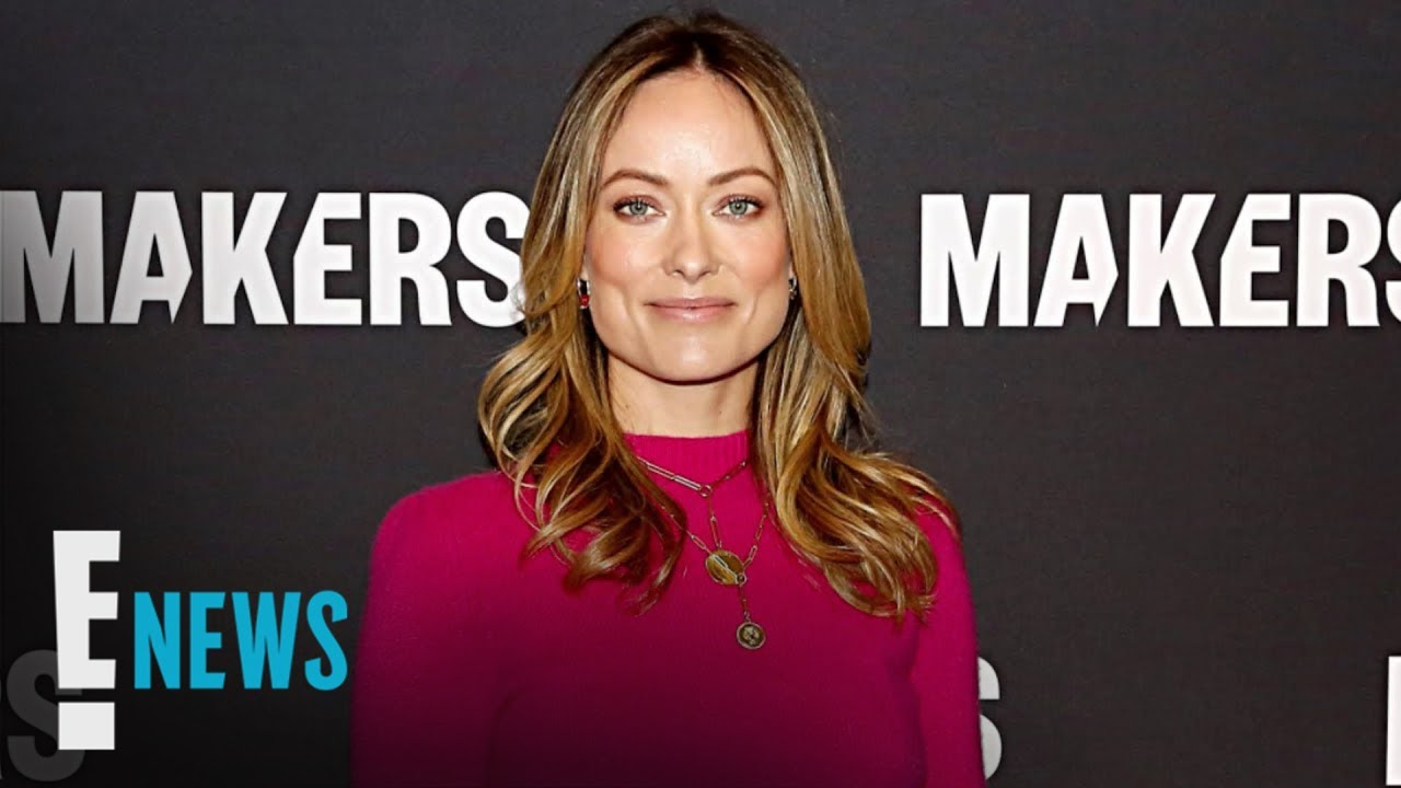 Olivia Wilde Sidesteps Harry Styles Acting Questions   E! News