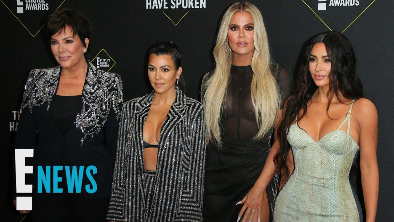 How the Kardashian-Jenners Celebrated Father's Day | E! News