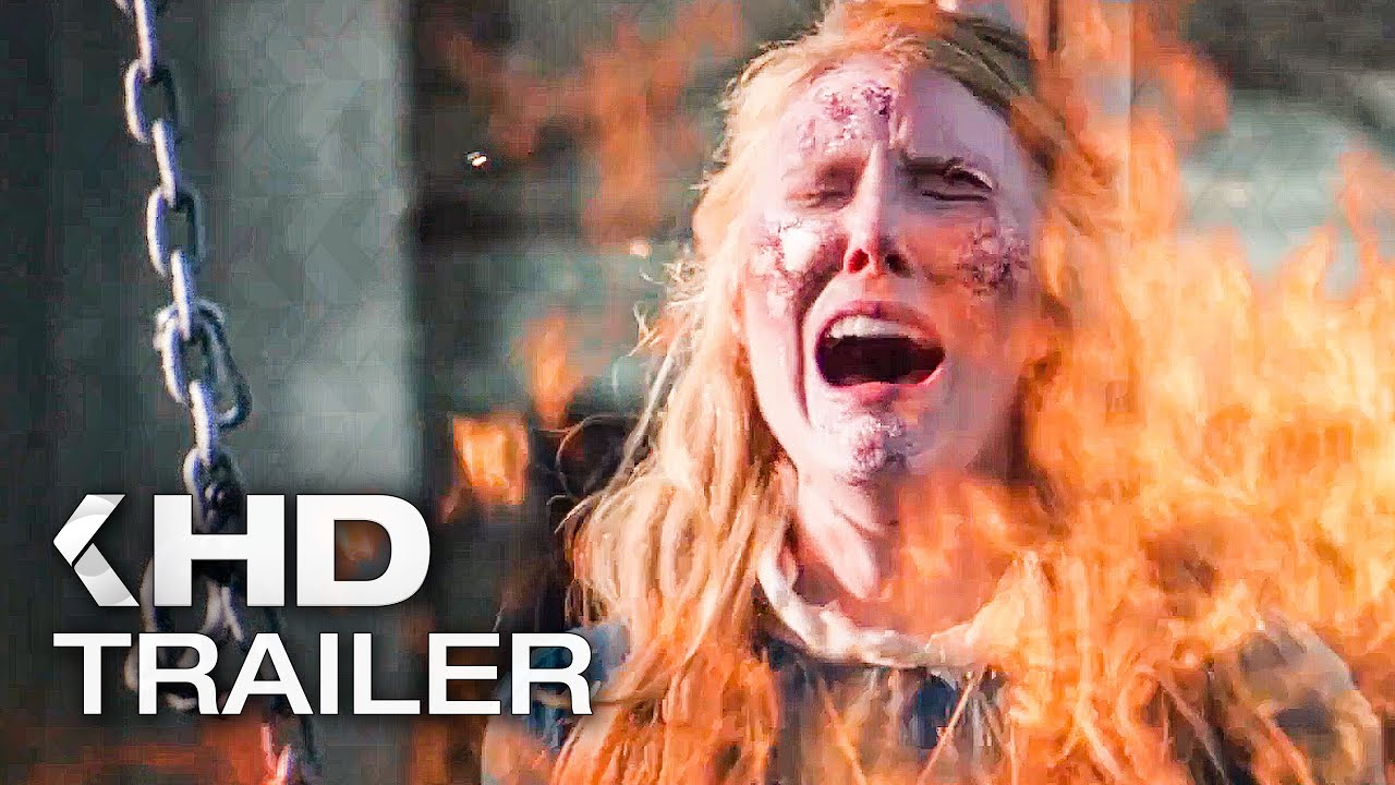 WITCH HUNT Trailer (2021)