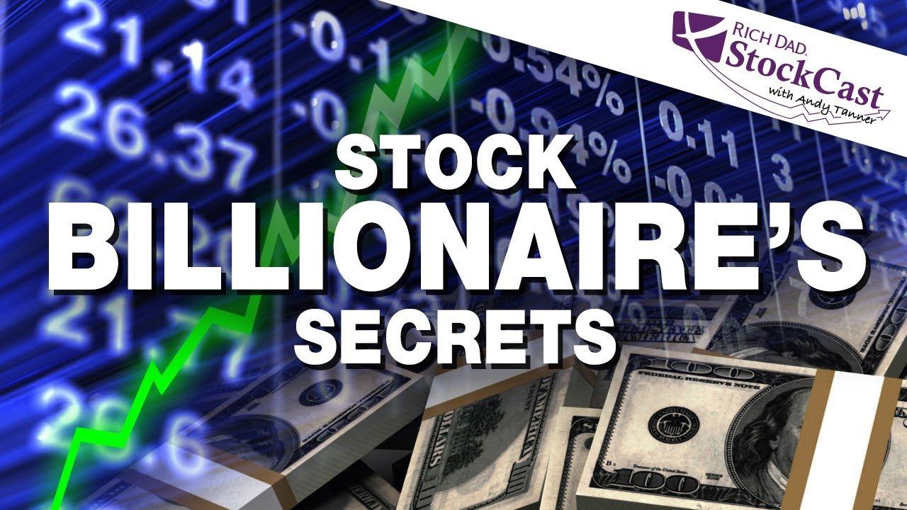 How Billionaires Create Passive Cash Flow – [Rich Dad's StockCast]