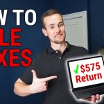 How To File Your Tax Return In 2021 Online For FREE! (Step By Step)