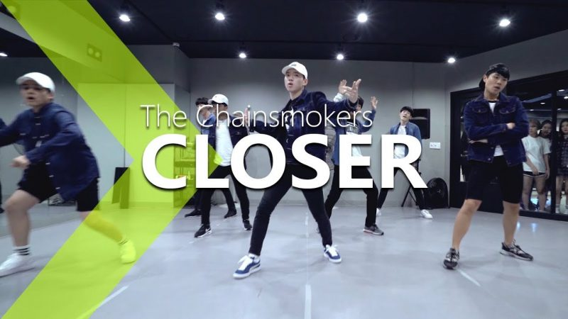 The Chainsmokers – Closer ft. Halsey / AD LIB Choreography