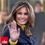 Melania Trump - Sie ist zurück in New York – und hat Sohn Barron im Gepäck