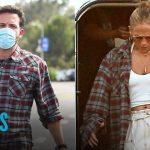 Is Jennifer Lopez Wearing Ben Affleck's Flannel?   E! News