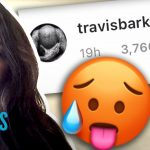 Kourtney Kardashian's SEXY Pics Have Travis Barker Swooning | E! News