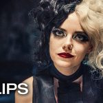 CRUELLA All Clips & Trailer (2021)