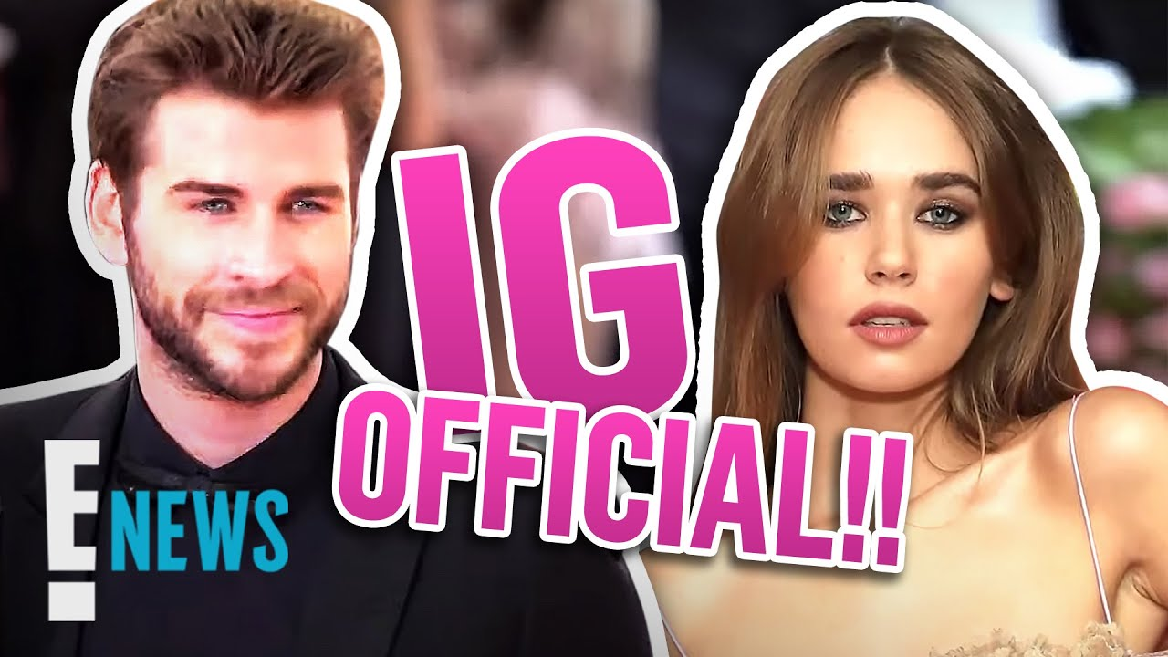 Liam Hemsworth Goes Instagram Official With Gabriella Brooks   E! News
