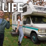 How She Lives in an RV Full-Time (and what it Costs)