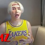 Oli London Says BTS Obsession Isn't Reason For Identifying as Korean | TMZ