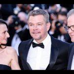 'Stillwater' Matt Damon Tears Up During Standing Ovation At Palais