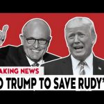 Trump D.EAD SILENT as Rudy 'F.ooliani' career D.E.VASTATED for 'demonstrably false' e.lection theory