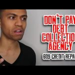 560 TO 790 CREDIT SCORE || HOW TO REMOVE DEBT COLLECTION || DON'T PAY COLLECTION AGENCY