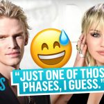Cody Simpson Opens Up About Past Relationship With Miley Cyrus | E! News