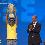 14-year-old makes history at 2021 Scripps National Spelling Bee | GMA