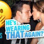 Ben Affleck Wearing THAT Gift From Jennifer Lopez Again?! | E! News