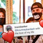 "Travis Barker Calls Kourtney Kardashian ""The Love of My Life"" | E! News"